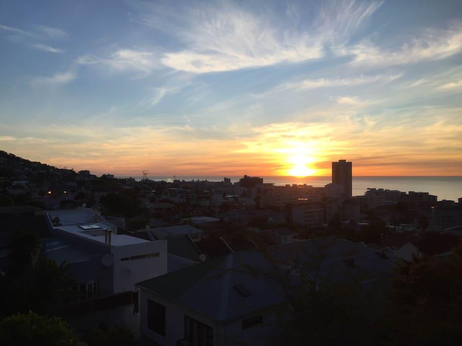 Atlantic Seaboard Sunset