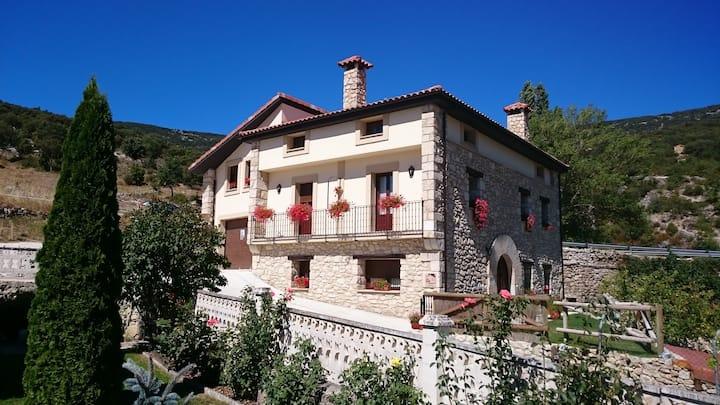Casa Rural con encanto en las Merindades