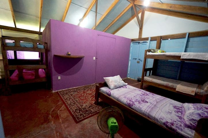 Dormitorio familial Blue Spirit