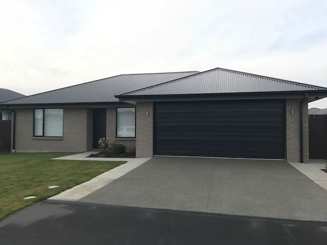 Brand New Home Near Lincoln University