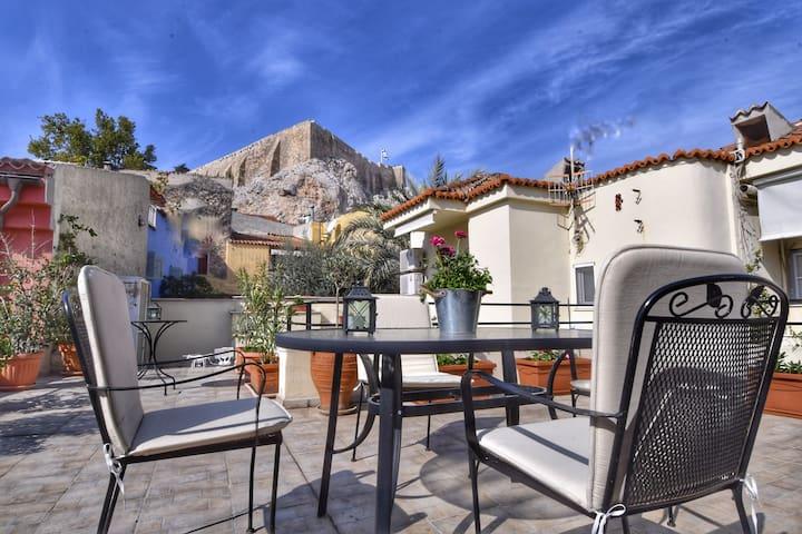 Athens Authentic Elegance | Top Acropolis location