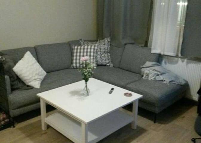 Central Kópavogur, studio apartment