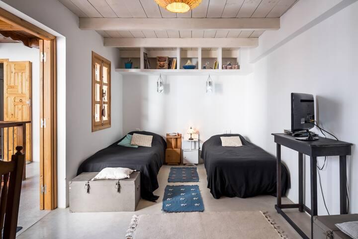 chambre d'hôte dans un riad - Rabat - Bed & Breakfast