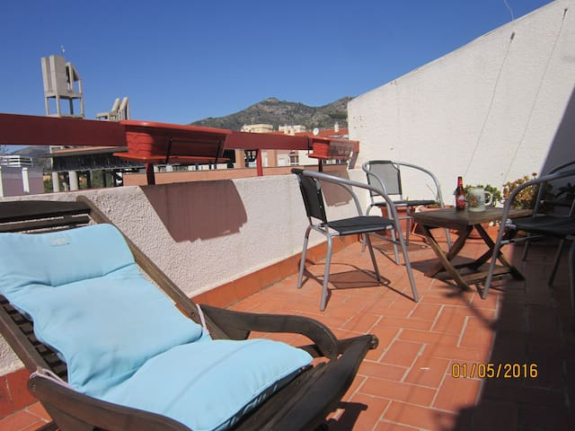 Apartment - downtown, sea, mountain - Benicàssim - Flat