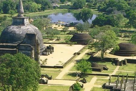 The Green Guest House - Polonnaruwa