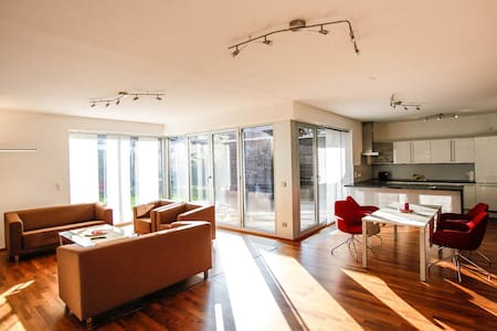 New exclusive appartment with garden in Salzburg - Salzburg