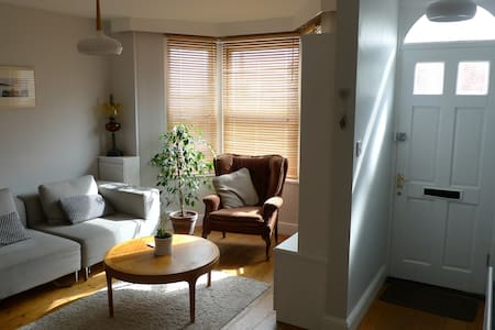 1 bed House in Cowes | 5 minute walk from Red Jet - Cowes