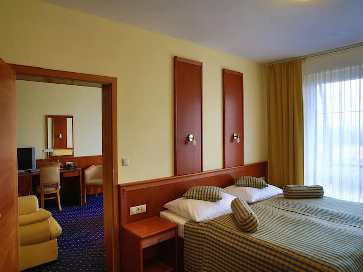 Primavera Hotel & Congress Centre, (Pilsen), Family Suite Junior