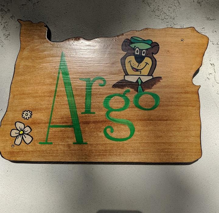 Rogue River Oasis - Argo cabin