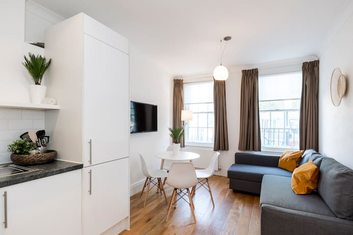1 Bedroom Baker Street/Marylebone Apartment