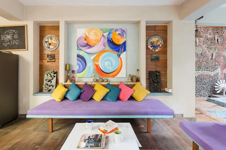 Artists retreat - Amrut Villa