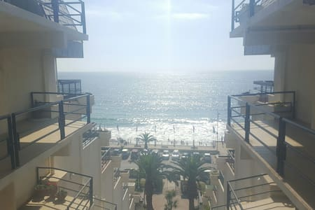 Great View & Location Apartment for Vacations - Con Con - Byt