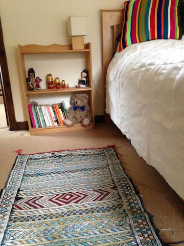 Teign Valley: Cosy room in friendly household - Devon - Σπίτι