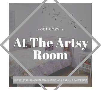 The Artsy Room @ Safe Haven