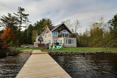 Fun and Spacious Cottage on Lake Muskoka!!