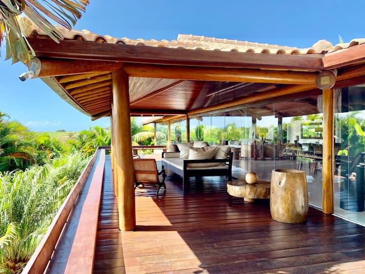 Authentic Villa in Terra Vista Trancoso - BAH025