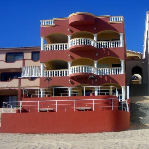 Beach Front Condos - Beach Level