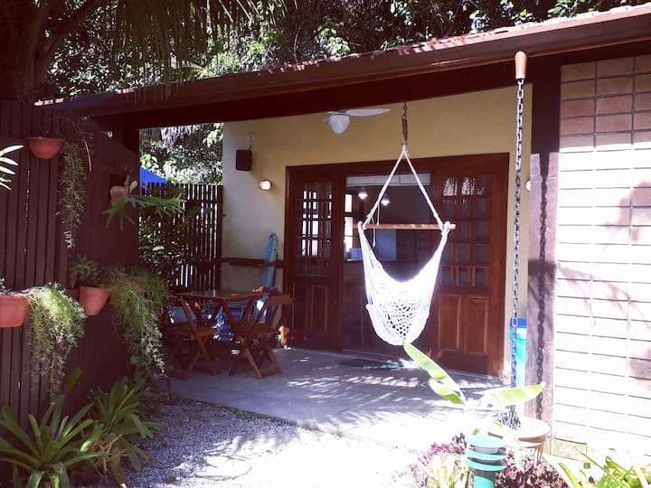 4 Guests Loft, 30 meters away from Camburi beach