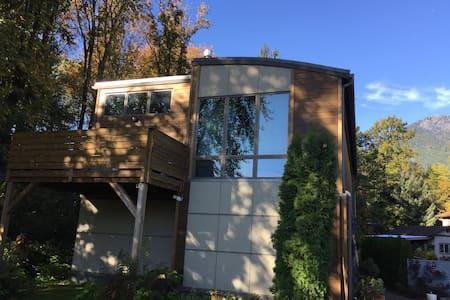 Prefab modern studio - Squamish - Apartament