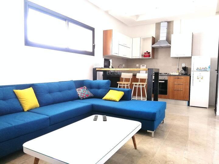 New&Luxury Flat In LA Marsa