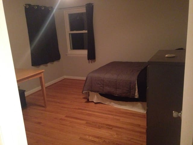 Guest Bedroom in Downtown Cary
