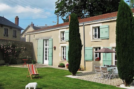 Chambre privée dans demeure de charme - Chantonnay - ที่พักพร้อมอาหารเช้า