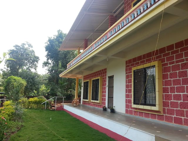 Hidden gem of Konkan, Villa with private terrace