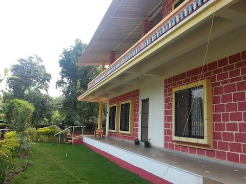 Hidden gem of Konkan, Villa with private terrace