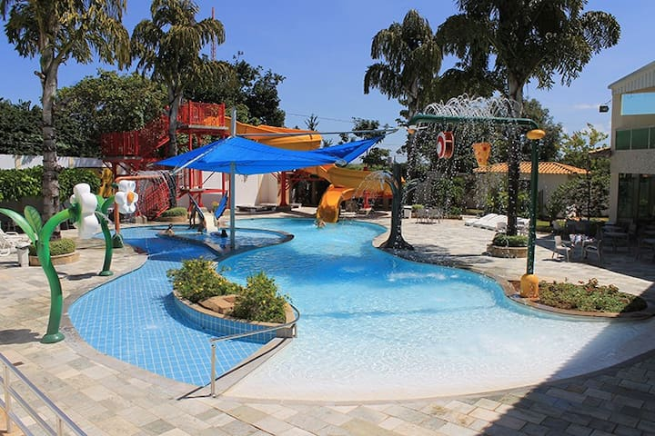 Apartamento Resort diRoma Piscina 24 Hrs