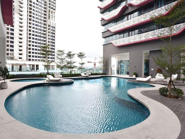 Premium 1BR Stay, Kuala Lumpur-(Lightning Deal)