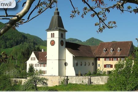 Kloster - Monastery - Monastaire (CH-Basel Regio) - Beinwil - House