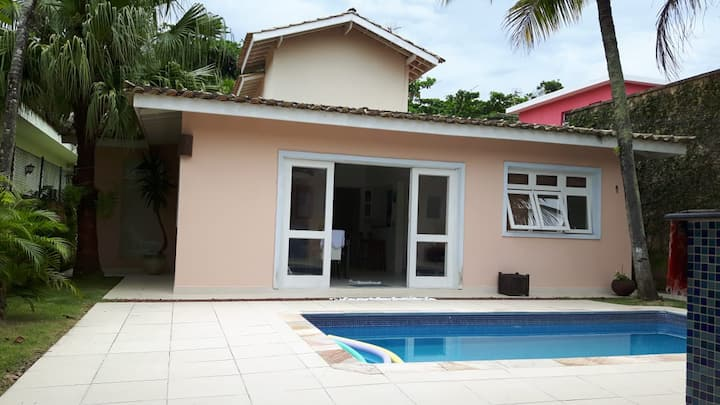 Casa Praia de Pernambuco - Guarujá