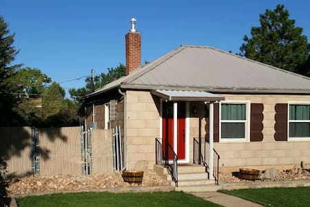 The Henry House - Cozy Cottage - Cedar City - Ev