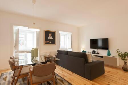 Your house @ Principe Real / Bairro alto - Apartament