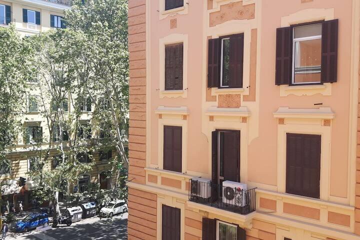 Casa Arancio - Villa Borghese