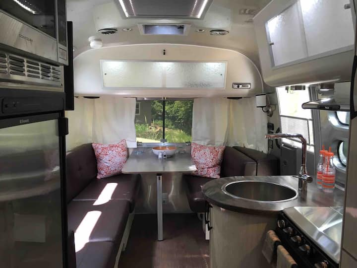 Affordable and Lovely Airstream fully stocked