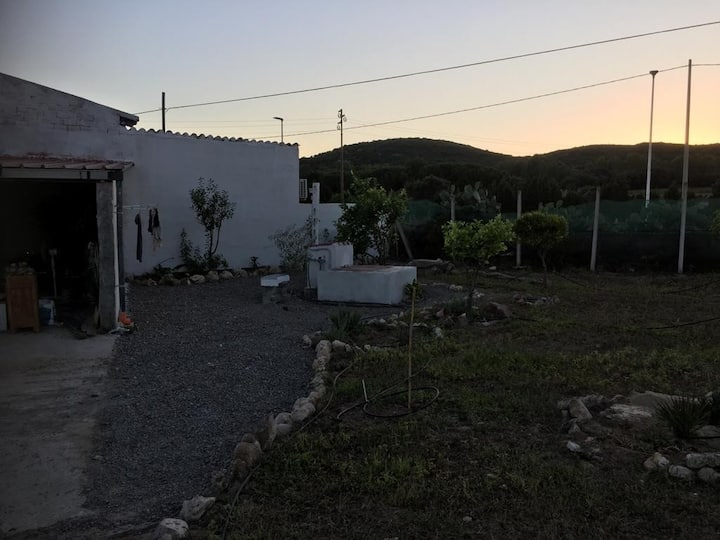 Kitesurf_Casa con giardino a Matzaccara