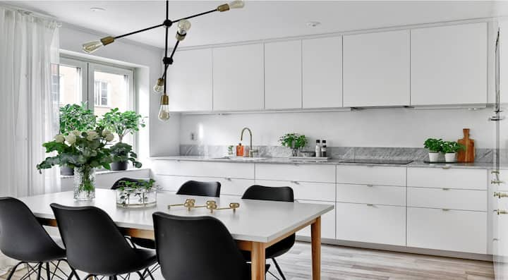 Modern apartment - 7 minutes to Stockholm City