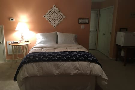 Quaint private apartment near downtown Easton - 伊斯頓(Easton) - 公寓