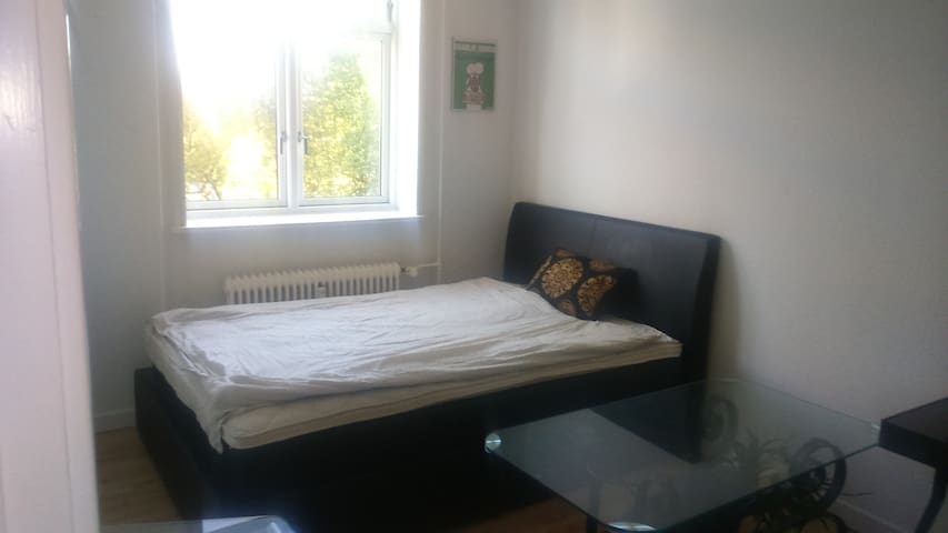 Nice room near Copenhagen City Center - Rødovre - Daire