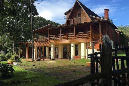 Mi paraíso en la montaña - Jarabacoa