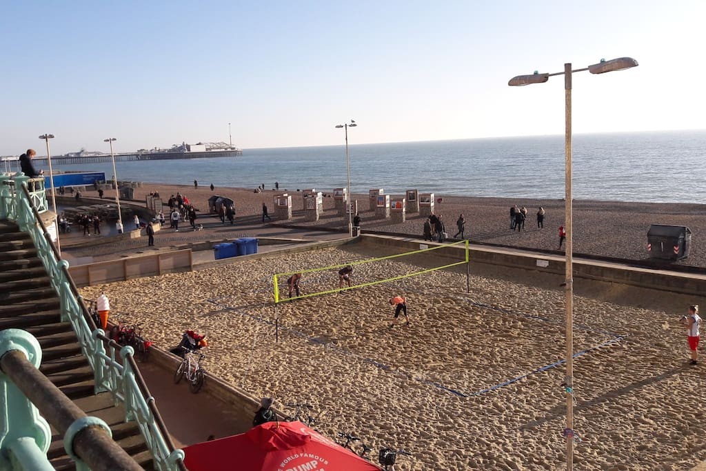 Brighton Beach (volleyball)