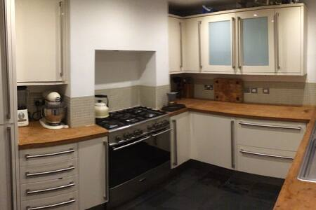 Double room in period home - Cheltenham