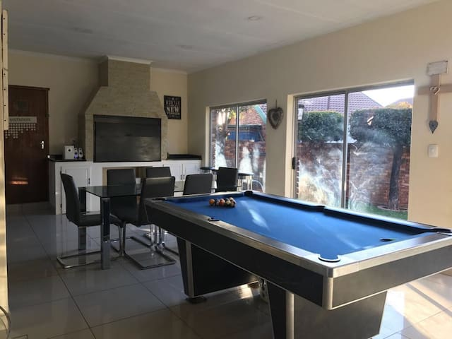 Stunning December/January Holiday Home in Pretoria