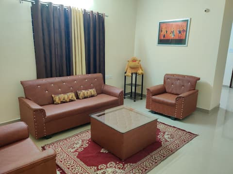 3BHK Nest in the City of Lakes Bhopal