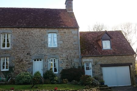 Farmhouse & Gables with heated swimming pool - Saint-Sauveur-de-Carrouges