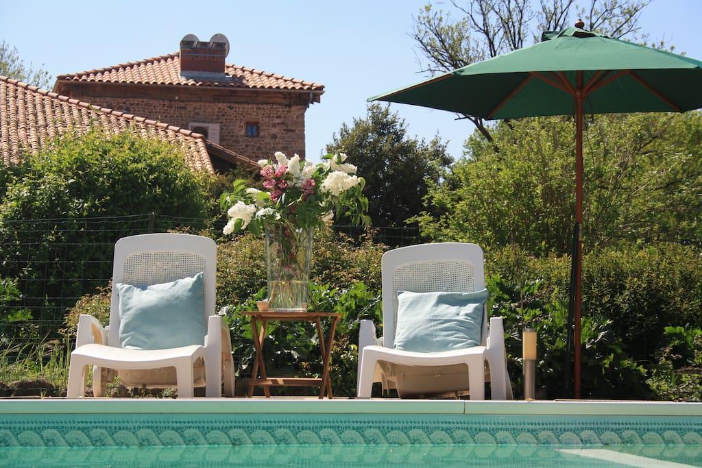 Zwembad geopend voor Gypsy-gasten van 14:00 - 18:00 uur