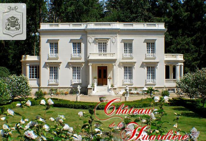 Chateau de la Huardiere