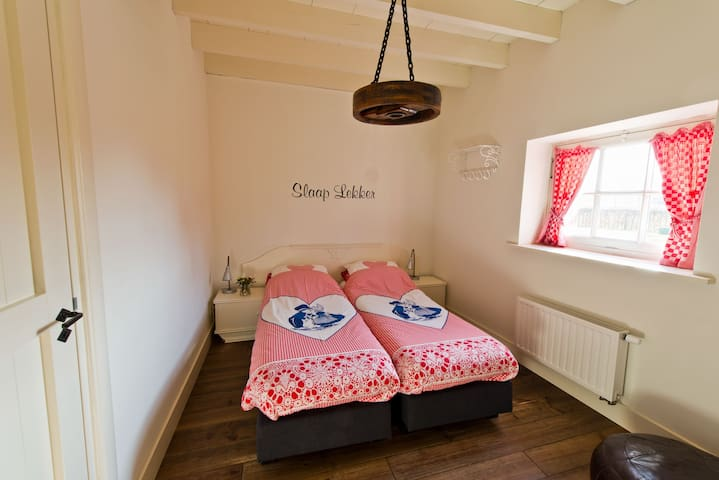 B&B De Ouw Skuur in Oirschot - Oirschot - Bed & Breakfast