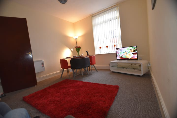 Wyresdale House, Apartment 3 - Bolton - Daire